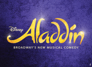 Aladdin Musical / Play Tickets