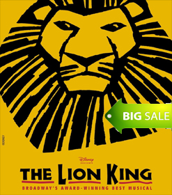 Lion king broadway ny coupon