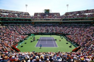 BNP Paribas Open Tennis - Professional Tickets